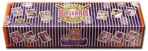 MLB 1992 Upper Deck Baseball Cards Complete Set [Factory Sealed]