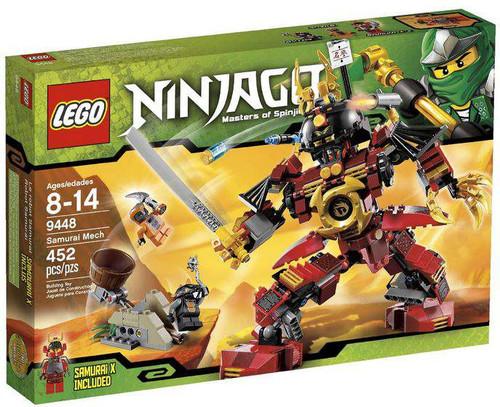 LEGO Ninjago Samurai Mech Set #9448