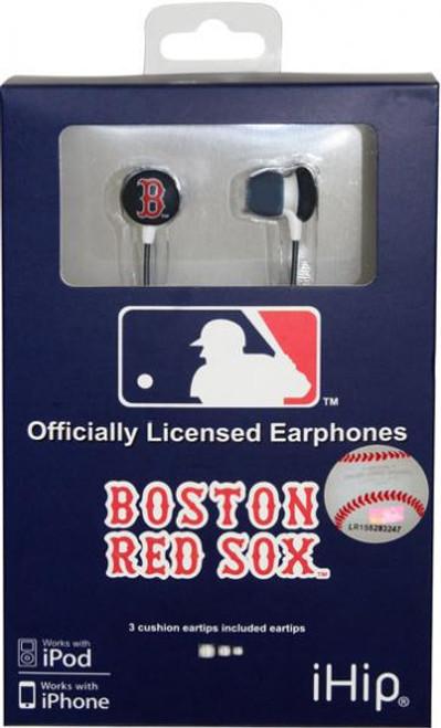 MLB Boston Red Sox Earphones