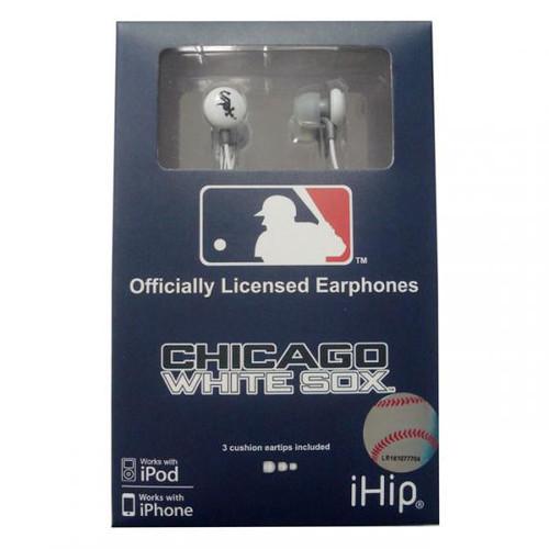 MLB Chicago White Sox Earphones