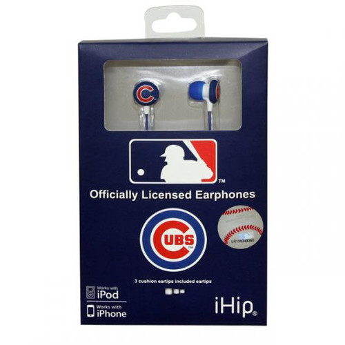 MLB Chicago Cubs Earphones