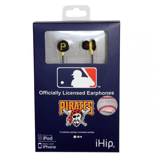 MLB Pittsburgh Pirates Earphones