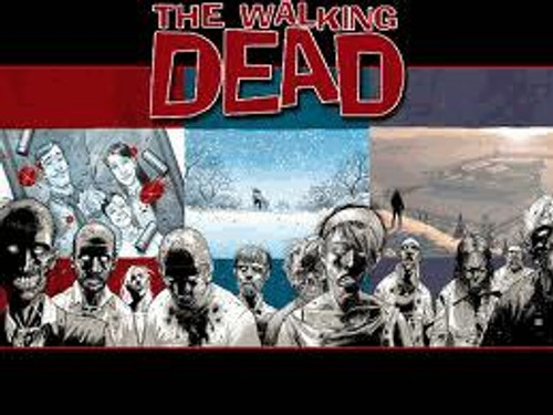 Walking Dead Comic Book Series 1 Trading Card Set [Base Cards]
