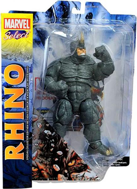 Marvel Select Rhino Action Figure