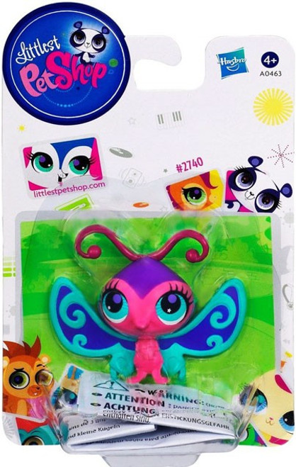 Littlest Pet Shop Butterfly Figure #2740