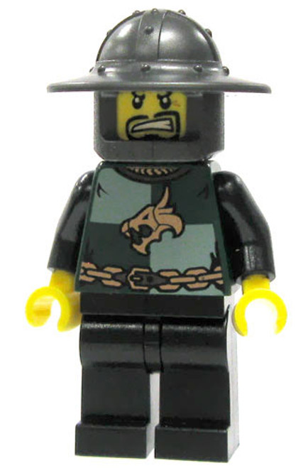 LEGO Castle Loose Dragon Knight's Man-At-Arms Minifigure [Loose]