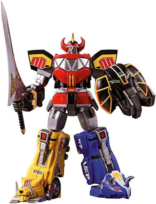 Power Rangers Super Robot Chogokin Megazord Action Figure [Original]