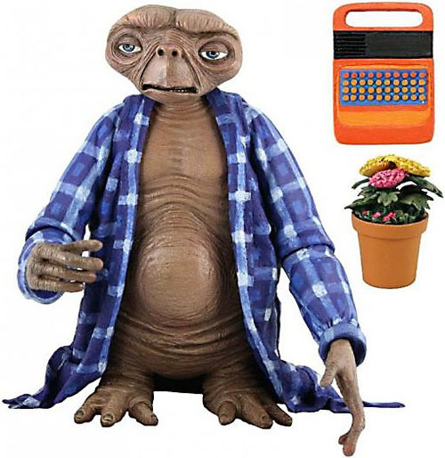 NECA 30th Anniversary Series 1 E.T. Action Figure [Telepathic]