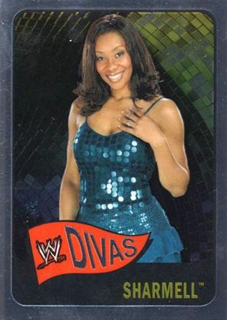 WWE Wrestling Topps Chrome 2006 WWE Heritage Divas Sharmell #59