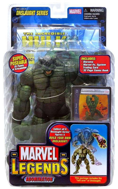 Marvel Legends Series 13 Onslaught Abomination Action Figure