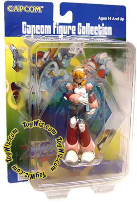 Mega Man X Capcom Figure Collection Alia 4-Inch PVC Figure