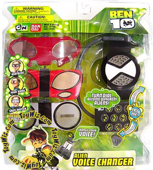 Ben 10 Alien Voice Changer Roleplay Toy #1