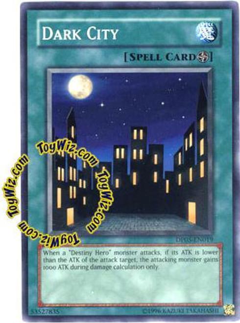 YuGiOh GX Duelist Series Common Dark City DP05-EN019