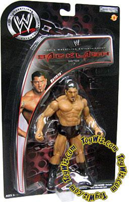 WWE Wrestling Backlash Series 7 Batista Action Figure