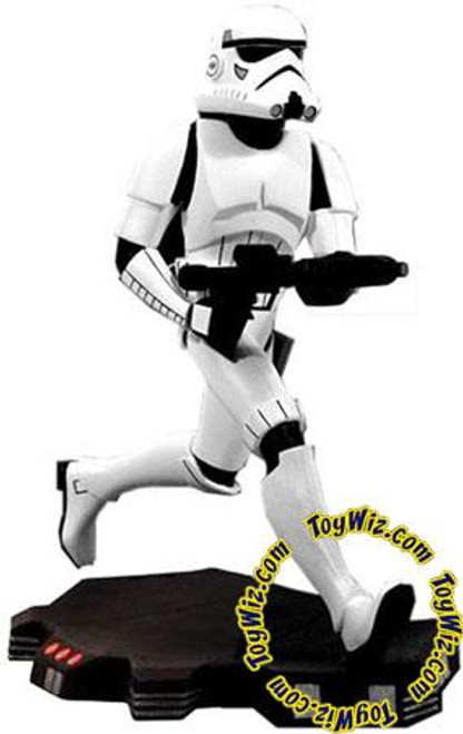 Star Wars Animated Stormtrooper 8.5-Inch Maquette Statue