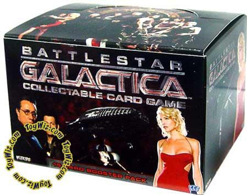 Collectible Card Game Battlestar Galactica Booster Box