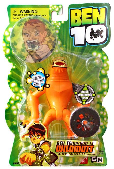 Ben 10 Alien Collection Series 1 WildMutt Action Figure