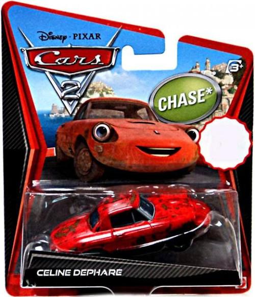 Disney Cars Cars 2 Main Series Celine Dephare Exclusive Diecast Car
