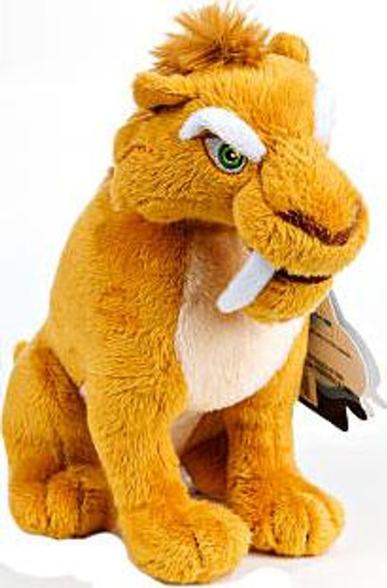 Ice Age Continental Drift Diego 6-Inch Plush