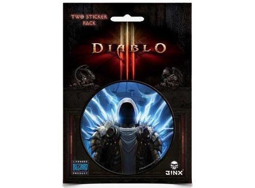 Diablo III Tyrael Sticker 2-Pack