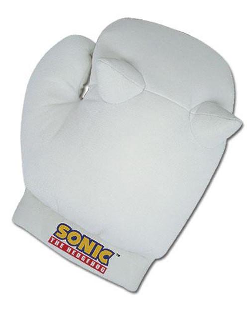 Sonic The Hedgehog Knuckles Plush Gloves