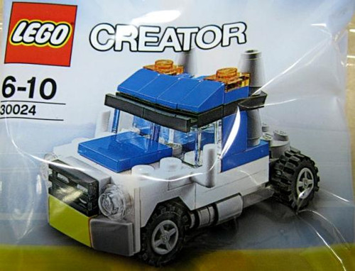 LEGO Creator Truck Cab Mini Set #30024 [Bagged]