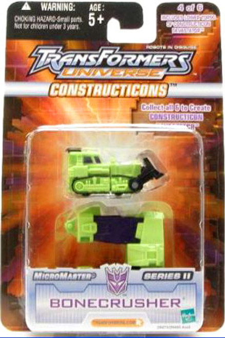 Transformers Universe Micromaster Series 2 Bonecrusher Action Figure