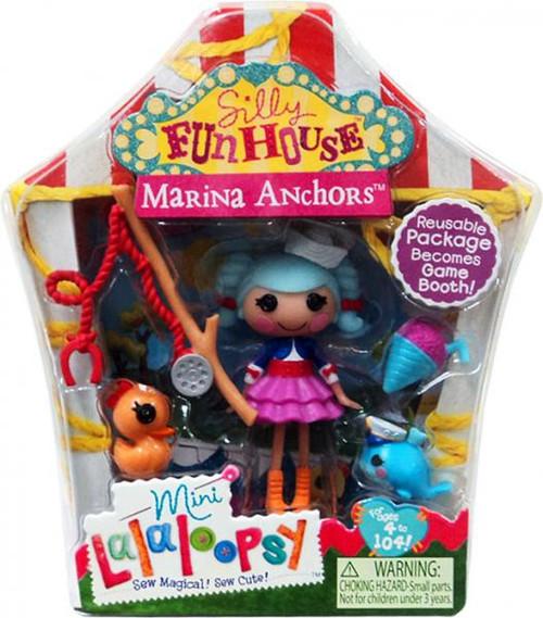 Lalaloopsy Silly Funhouse Marina Anchors 3-Inch Mini Figure