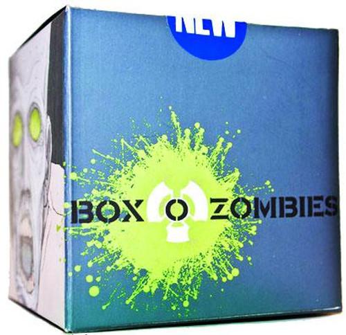 Box-O-Zombies Minifigure 6-Pack [Green]