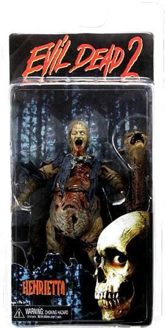 NECA Evil Dead 2 Series 2 Henrietta Action Figure
