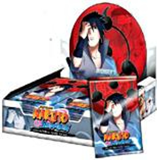 Naruto Shippuden Card Game Avenger's Wrath Booster Box