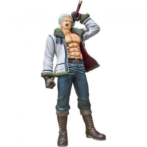 One Piece Figuarts ZERO Smoker Statue
