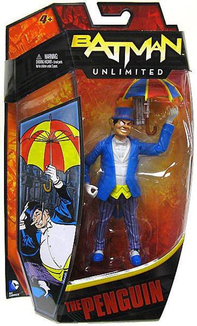 Batman Unlimited Series 1 The Penguin Action Figure