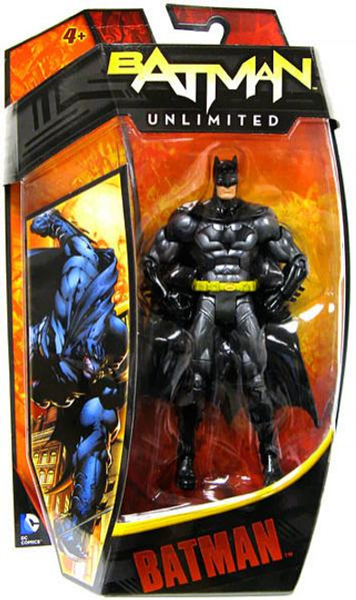 Batman Unlimited Series 1 Batman Action Figure [New 52]