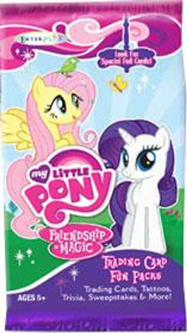 Friendship is Magic Trading Cards Series 1 My Little Pony Series 1 Trading Card Pack