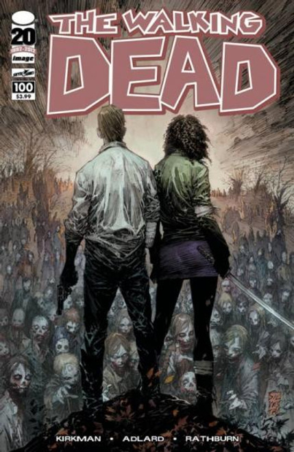 Image Comics The Walking Dead Comic Book #100 [Marc Silvestri Cover]