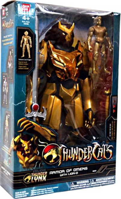 Thundercats Thunder Lynx Armor of Omens 12 Inch Action Figure