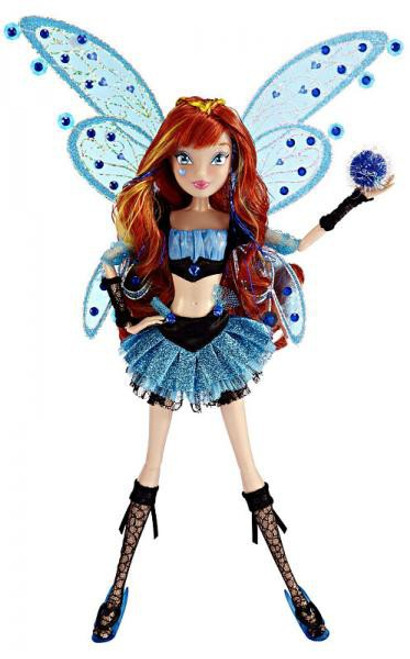 Winx Club Blue Believix Bloom Exclusive Action Figure