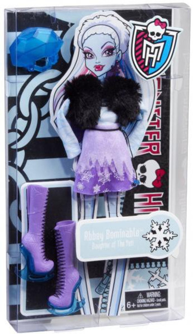 Monster High Fashion Entrepreneur's Club Abbey Bominable Fashion Pack