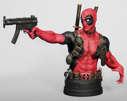 Marvel Deadpool Mini Bust