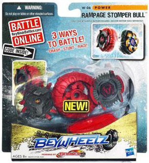Beyblade Beywheelz Rampage Stomper Bull W-06