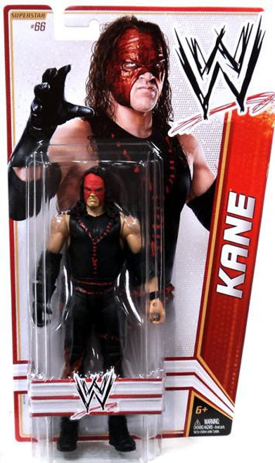 WWE Wrestling Series 23 Kane Action Figure #66 [With Mask]