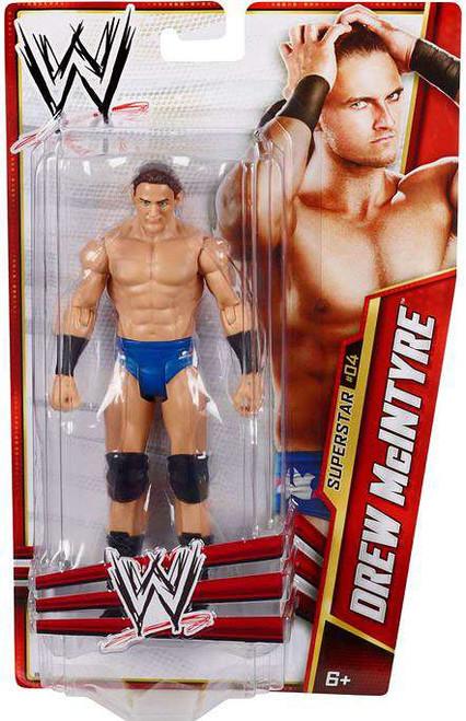 WWE Wrestling Series 24 Drew McIntyre Action Figure #4