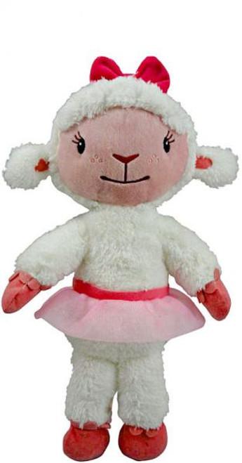 Disney Doc McStuffins Lambie 5-Inch Beanbag Plush [Standing Up]