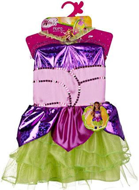Winx Club Flora Believix Dress [4-6]