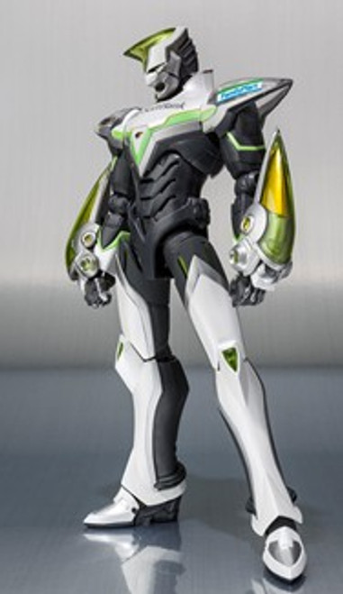 Tiger & Bunny S.H. Figuarts Wild Tiger Action Figure [Movie Version]