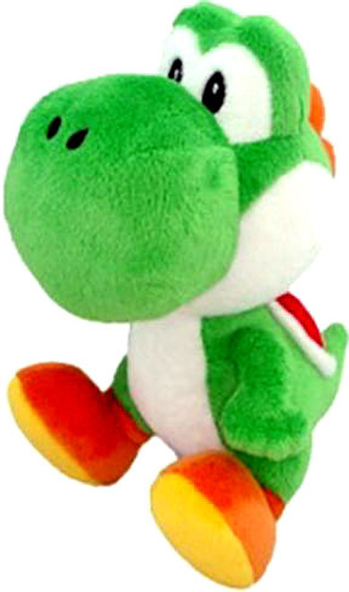 Super Mario Bros Yoshi 13-Inch Plush
