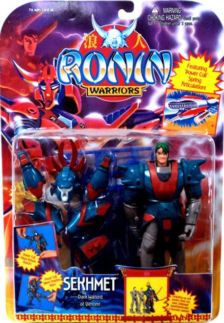 Ronin Warriors Sekhmet Action Figure [Dark Warlord of Venom]