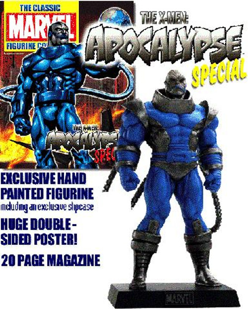 Marvel Classic Figurine Collection Apocalypse Figure [Special]
