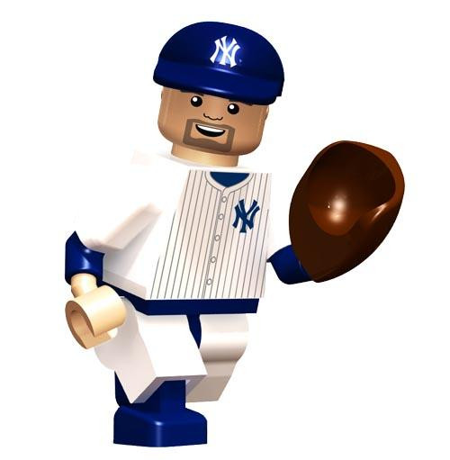 New York Yankees MLB Generation One Ichiro Suzuki Minifigure [Yankees]